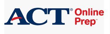 ACT Online Prep logo