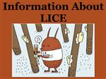 Information about Lice
