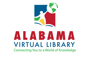 Image that says Alabama Virtual Library and links to Alabama Virtual Library