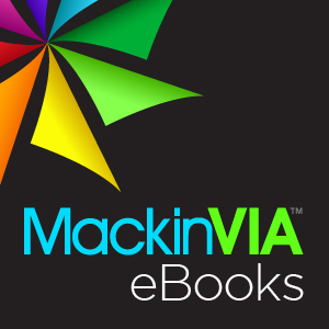 Image of MackinVIA eBooks icon and link to MackinVIA