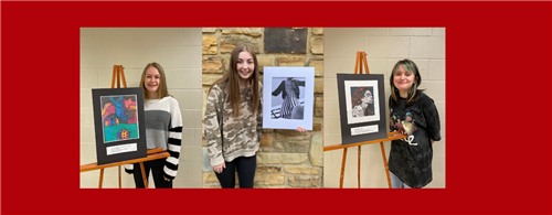 TCS ALSDE Visual Arts Award Winners