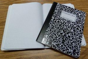 Graph Paper Lab Notebook
